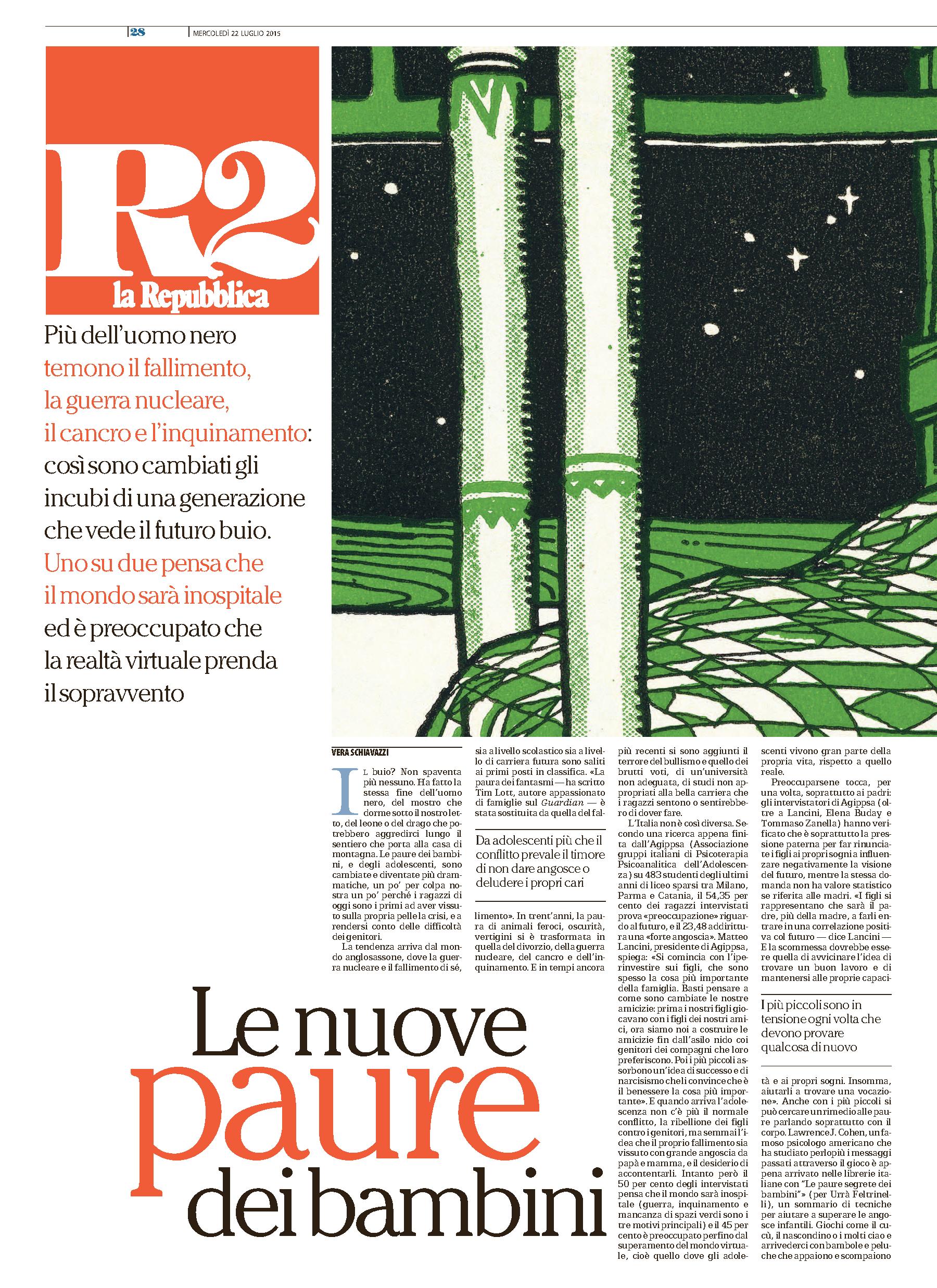 LaRepubblica_22_07_15_Le_nuove_paure_dei_bambini_Pagina_1