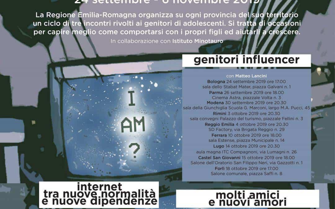 Genitori e adolescenti nell'epoca di internet e del narcisismo