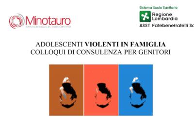 Adolescenti violenti in famiglia: colloqui di consulenza per genitori
