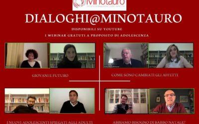 Disponibili le registrazioni del primo ciclo dei Dialoghi@Minotauro