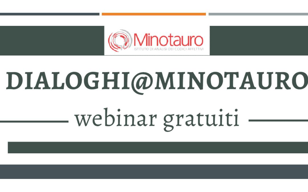 Dialoghi@Minotauro – Nuovi webinar