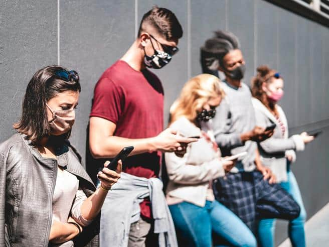Covid, quarantena e scorpacciate di internet: che cosa succederà dopo?