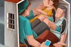 In famiglia aumentano gli abusi. Dei figli